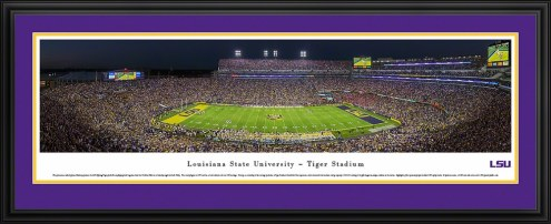 LSU Tigers Stadium Panorama