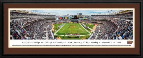 Lehigh vs. Lafayette 150th Rivalry Game Panorama