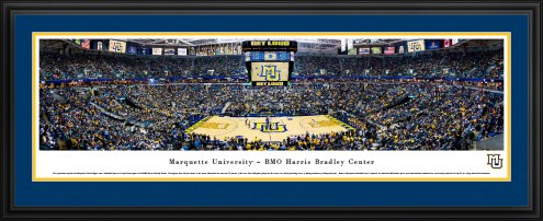 Marquette Golden Eagles Basketball Panorama