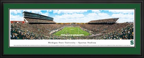 Michigan State Spartans Stadium Panorama