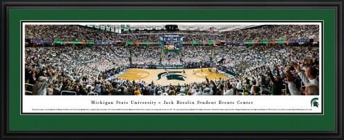 Michigan State Spartans Basketball Panorama