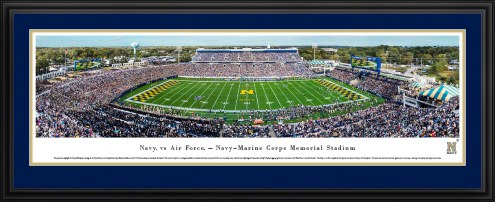 Navy Midshipmen Football Panorama