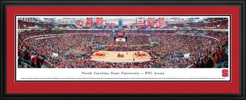 North Carolina State Wolfpack Basketball Panorama