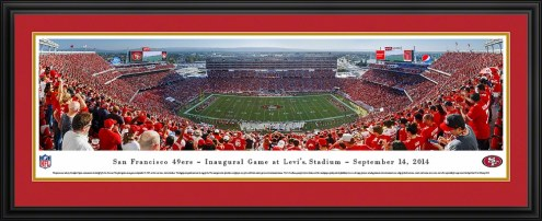 San Francisco 49ers Levi's Stadium Panorama