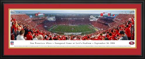 San Francisco 49ers Levi's Stadium Panorama