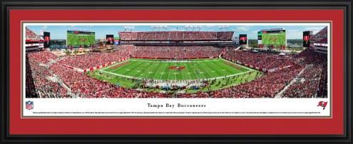 Tampa Bay Buccaneers Football Panorama