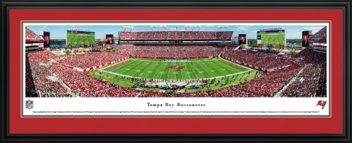 Tampa Bay Buccaneers Football Panorama