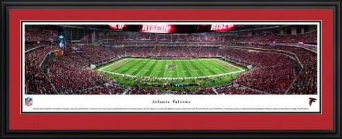 Atlanta Falcons 1st Game at Mercedes-Benz Stadium Panorama