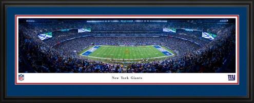 New York Giants 50 Yard Line Stadium Panorama
