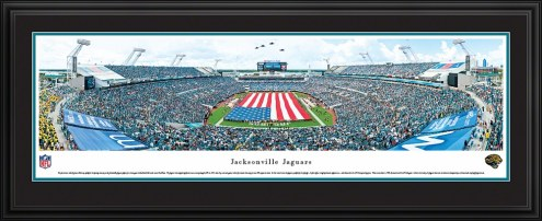 Jacksonville Jaguars Opening Ceremony Panorama