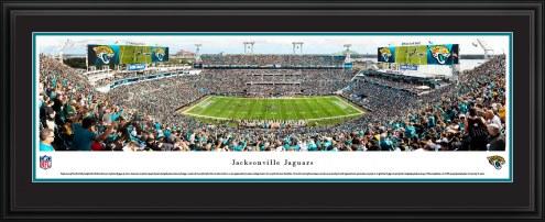Jacksonville Jaguars Football Panorama