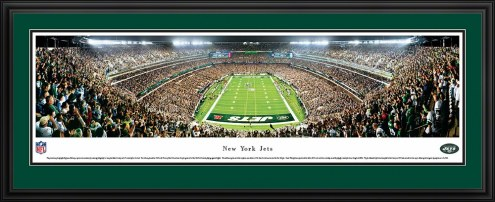 New York Jets End Zone Panorama