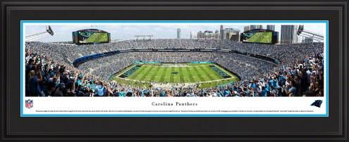 Carolina Panthers Football Panorama