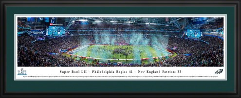 Philadelphia Eagles 2018 Super Bowl Champions Panorama