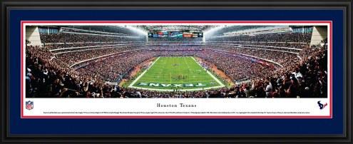 Houston Texans End Zone Panorama