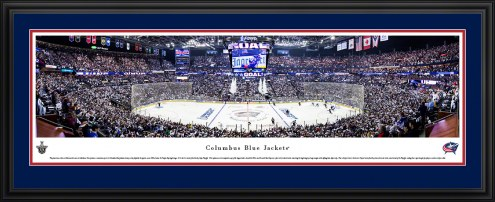 Columbus Blue Jackets Hockey Panorama