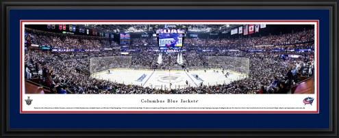 Columbus Blue Jackets Hockey Panorama