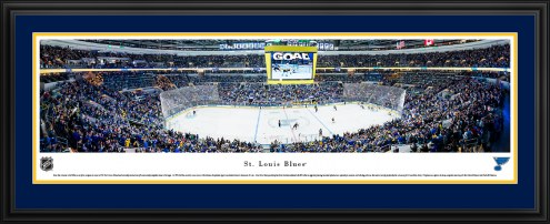 St. Louis Blues Hockey Panorama