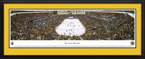 Boston Bruins Playoffs Panorama