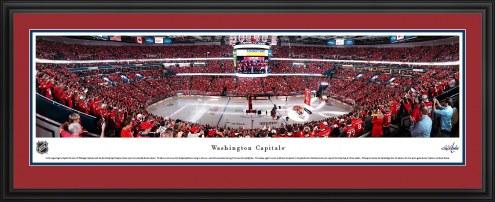 Washington Capitals Hockey Panorama