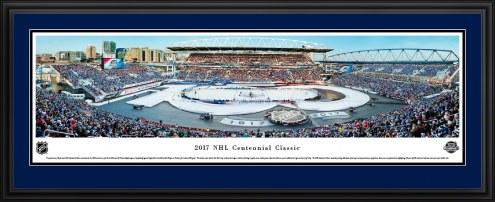 Toronto Maple Leafs Centennial Classic Panorama