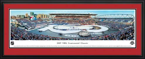 Detroit Red Wings Centennial Classic Panorama