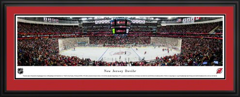 New Jersey Devils Center Ice Prudential Center Panorama