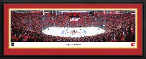 Calgary Flames Center Ice Panorama