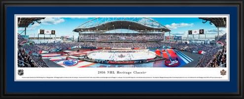 Winnipeg Jets NHL Heritage Classic Panorama