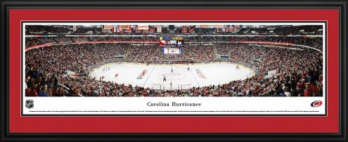 Carolina Hurricanes Hockey Panorama