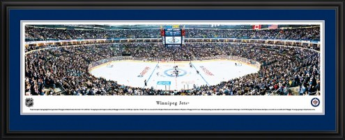 Winnipeg Jets Hockey Panorama