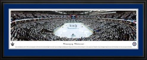 Winnipeg Jets Whiteout Panorama