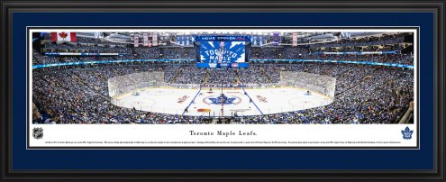 Toronto Maple Leafs Hockey Panorama