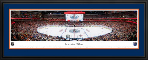 Edmonton Oilers 1st Game at Rogers Place Panorama