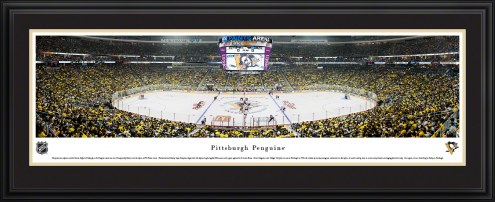 Pittsburgh Penguins Center Ice Panorama