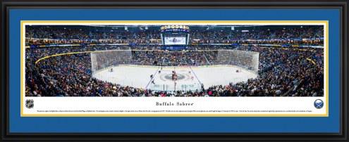 Buffalo Sabres Center Ice KeyBank Center Panorama