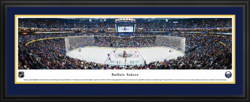 Buffalo Sabres Center Ice KeyBank Center Panorama