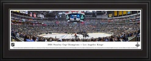 Los Angeles Kings 2014 Stanley Cup Champions Panorama