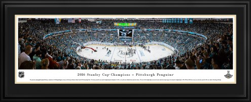 Pittsburgh Penguins 2016 Stanley Cup Champions Panorama