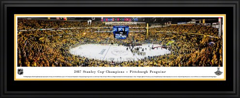 Pittsburgh Penguins 2017 Stanley Cup Champions Panorama