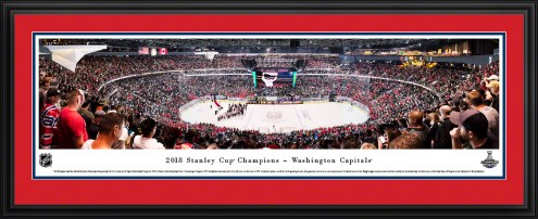 Washington Capitals 2018 Stanley Cup Champions Panorama