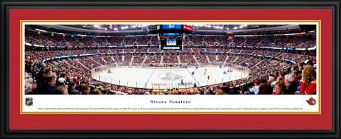 Ottawa Senators Hockey Panorama