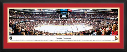 Ottawa Senators Hockey Panorama