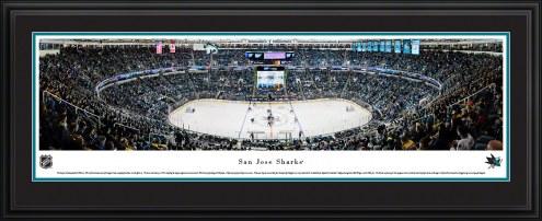 San Jose Sharks Center Ice Panorama
