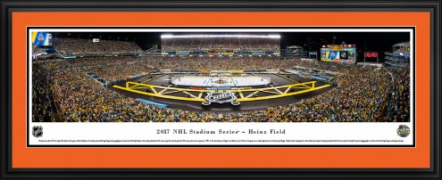 Pittsburgh Penguins vs. Philadelphia Flyers 2017 Stadium Series Panorama