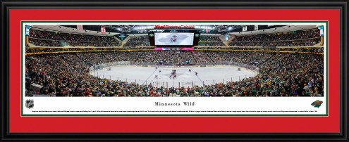 Minnesota Wild Center Ice Panorama