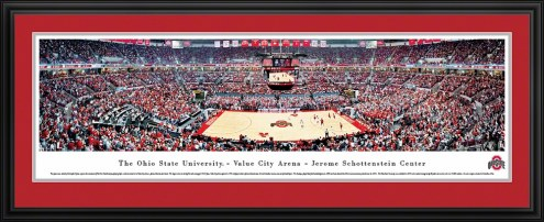 Ohio State Buckeyes Basketball Panorama