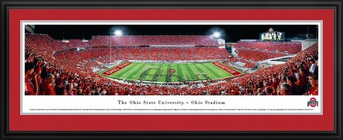 Ohio State Buckeyes Stadium Panorama