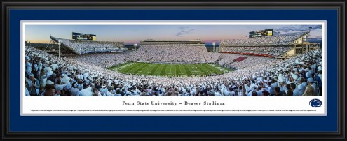 Penn State Nittany Lions Sunset Panorama