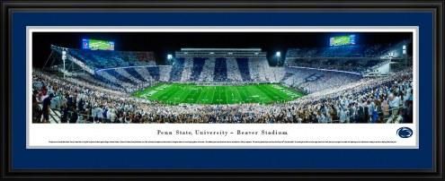 Penn State Nittany Lions 50 Yard Line Stadium Panorama